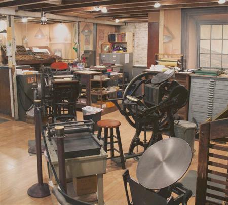 Heritage Press Museum
